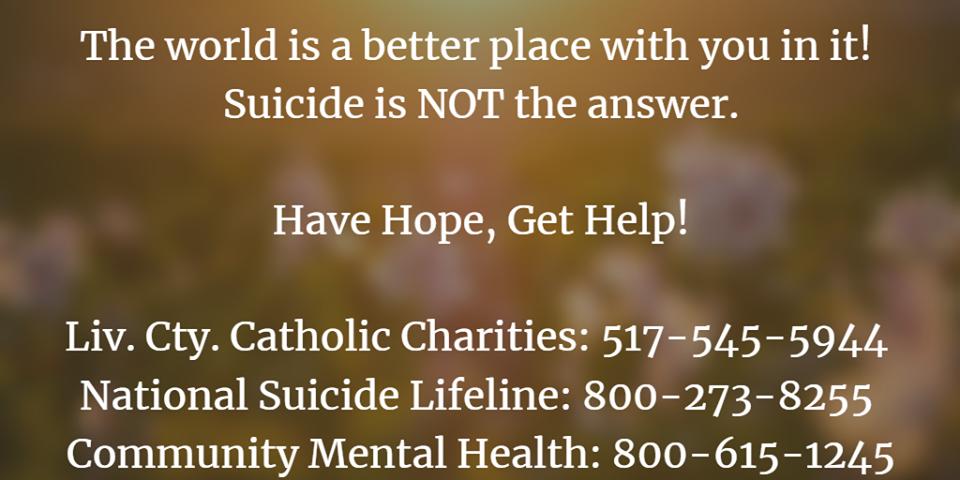 suicide prevent